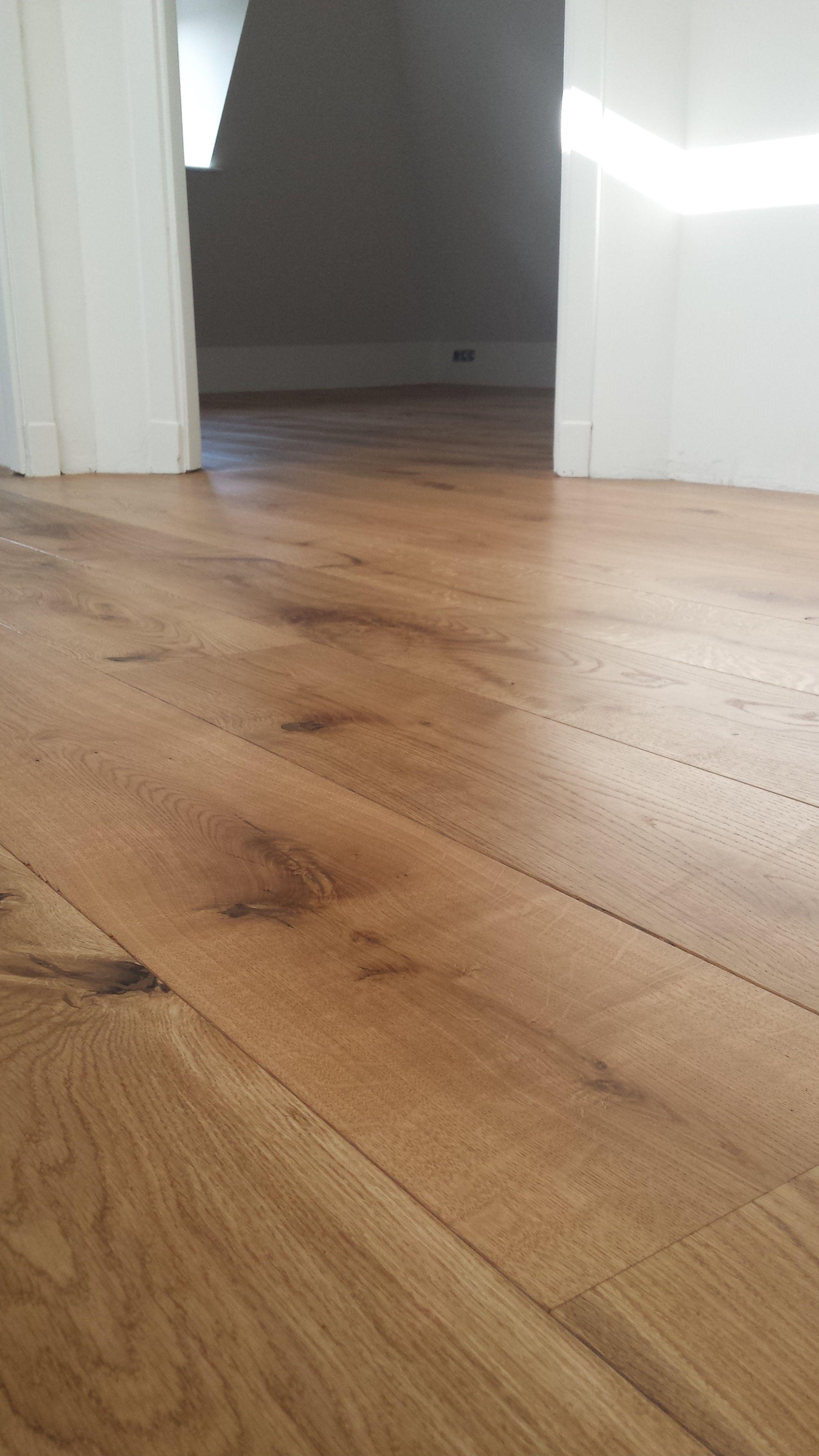 eiken rustiek abc planken vloer afwerking floor cervice naturel