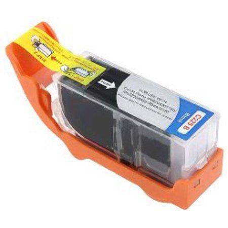 Compatible cartridge for Canon PGI-225 - pigment black