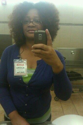 My big hair day