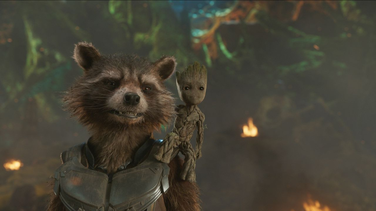 Guardians Of The Galaxy Vol 2 Extended Sneak Peek Deutsch German Ganzer Film Deutsch Baby Groot Marvel