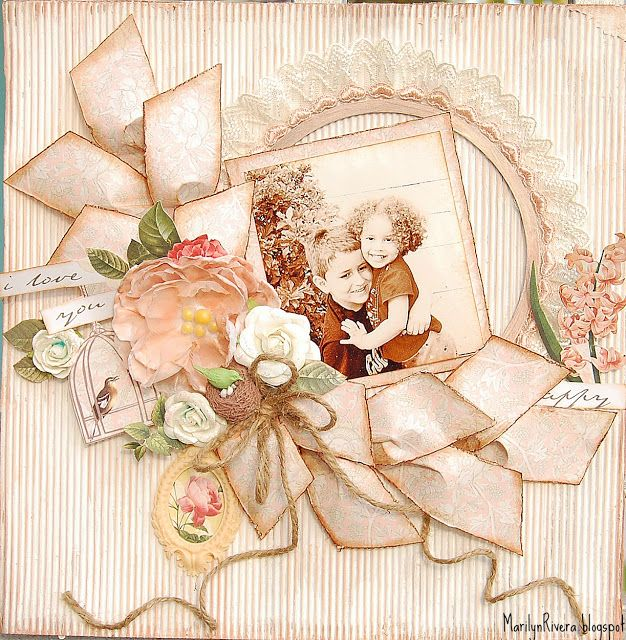 Treasuring Memories: My Creative Scrapbook-March LE Kit