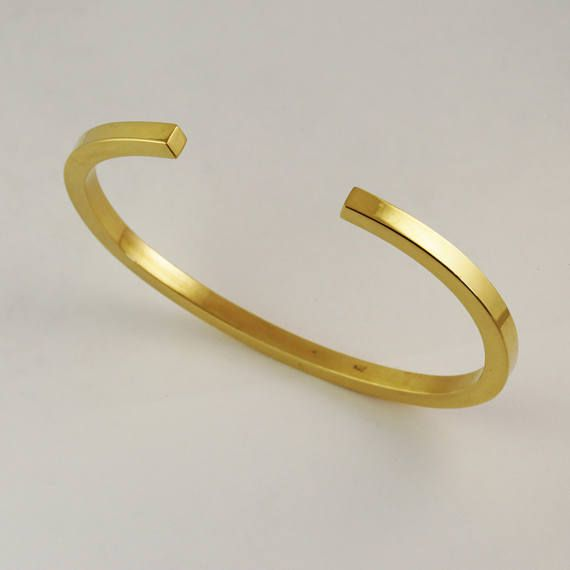 Solid 14k 18k 22k Or 24k Gold And Are Available In Yellow Rose White Only
