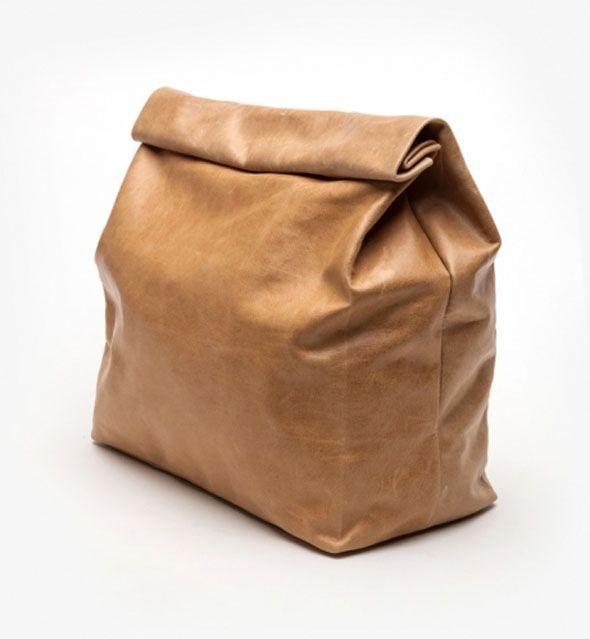 Brown Bag Purse