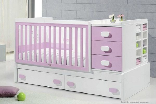 Venta de cama cunas bogota, bebes, niños y niñas   Camas y cuñas de ...