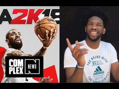 NBA Players Hilariously React to the NBA 2K18 Ratings - Mixtape TV