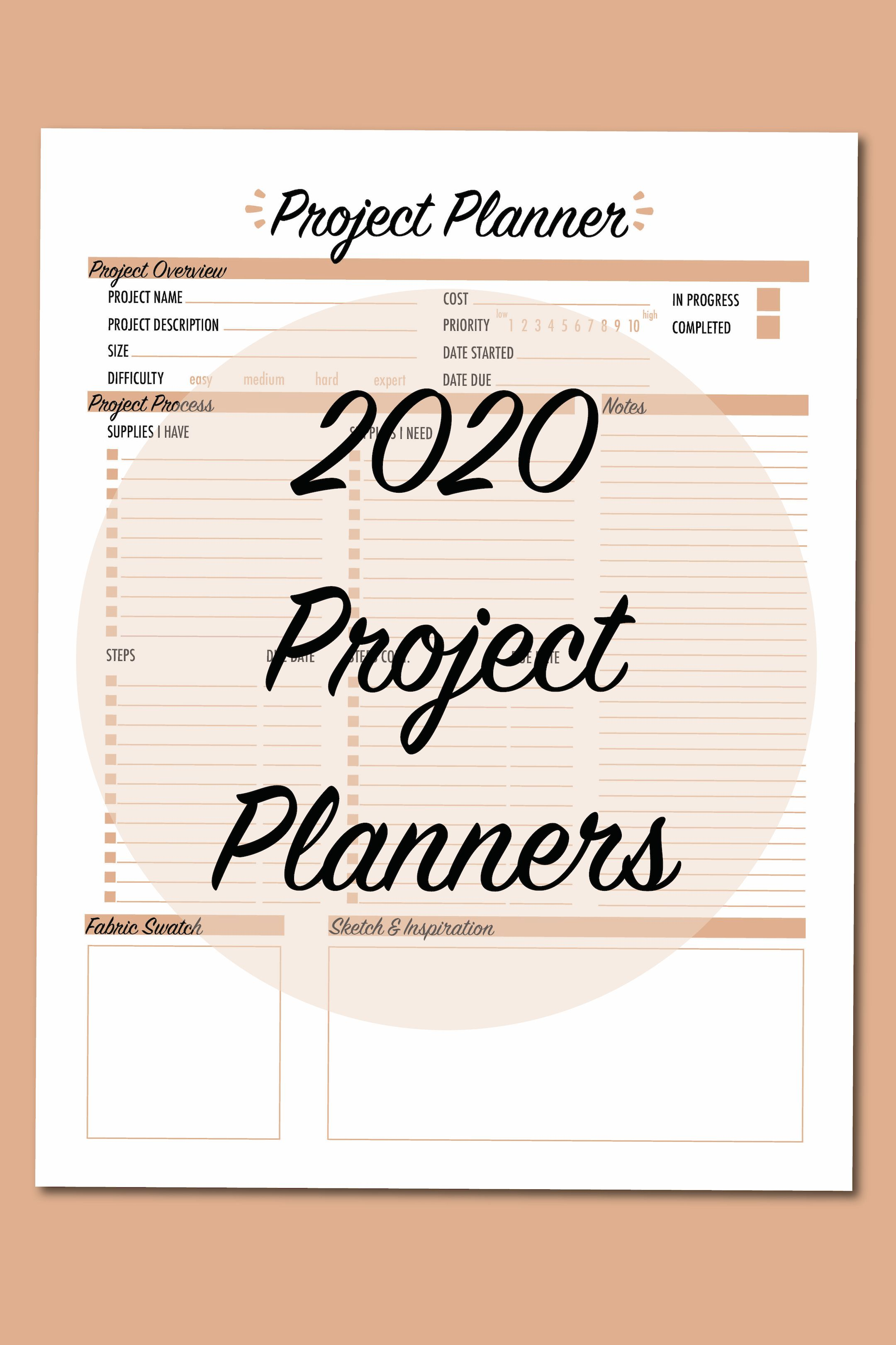 Creative Planner In
