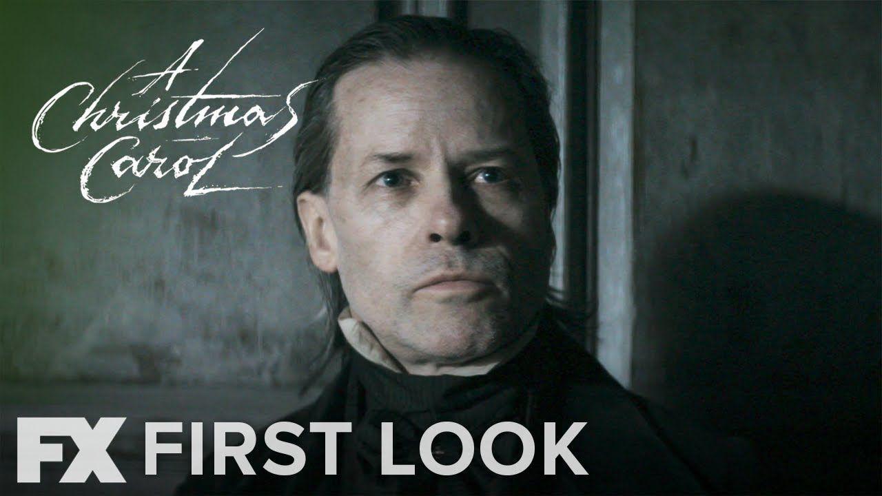 FX's A Christmas Carol | First Look: A Christmas Carol | FX (With images) | Christmas carol, Carole