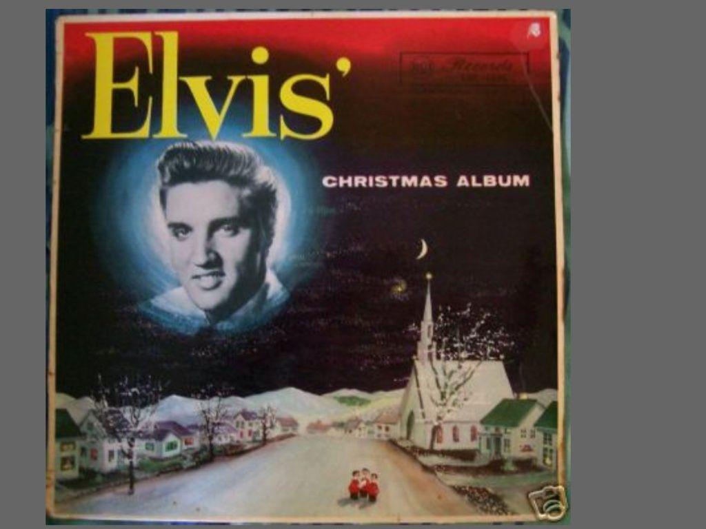 1950's rare New Zealand release of [ elvis christmas album ...