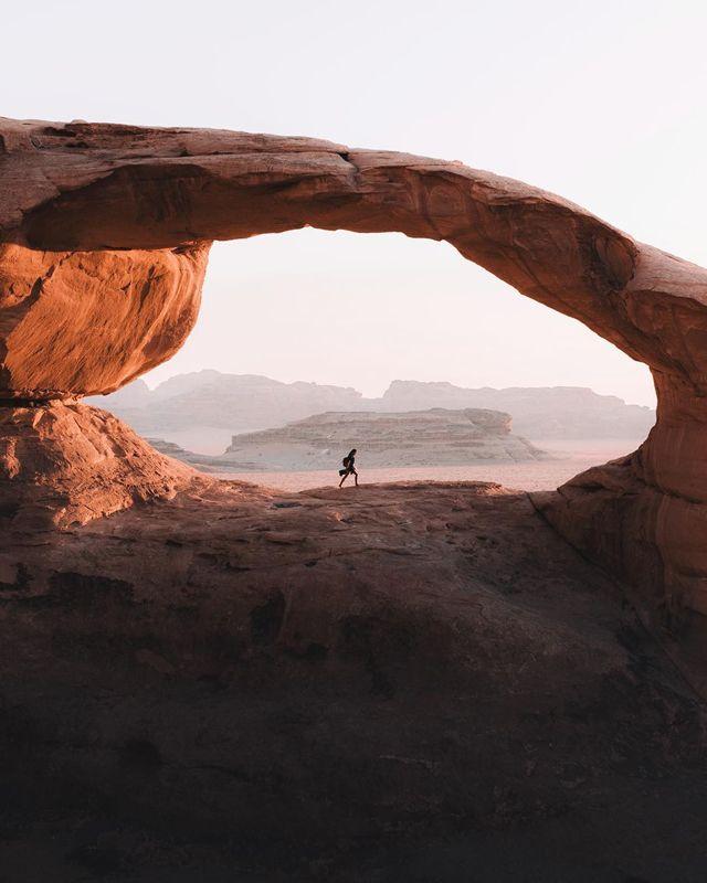 Wadi Rum, Jordan #wadirum