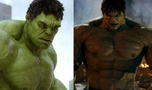 Image result for the incredible hulk 2008 vs avengers
