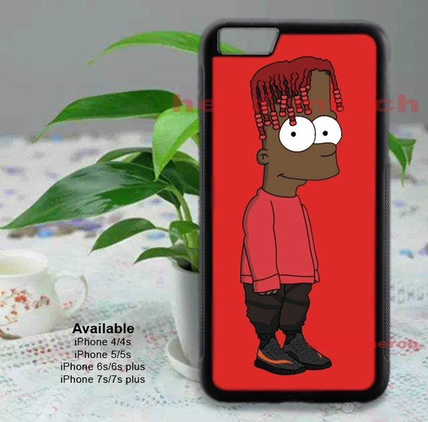 New Arrival Lil yachty Bart Simpson Best Rare Design Cover