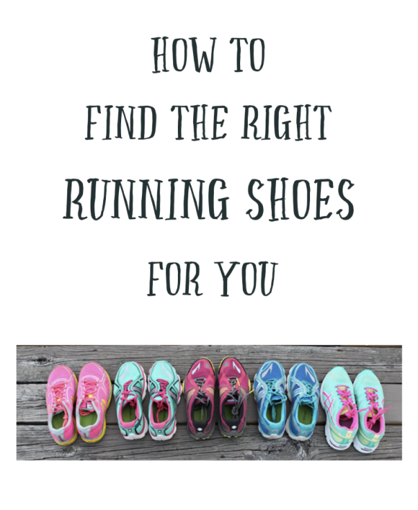Guide for finding the best running shoes based on your foot shape, gait analysis, and need. This explains how to find the right shoe instead of picking it up off the shelf based on color