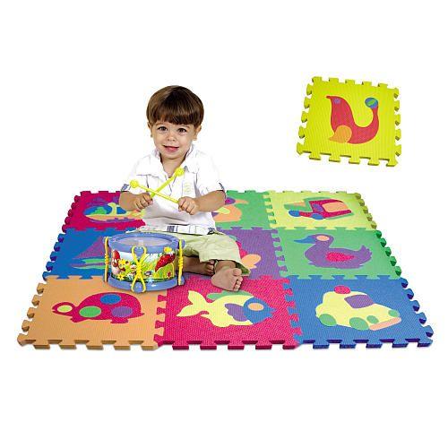 Edutile Foam Puzzle Floor Tiles Toys R Us Toys And Floors
