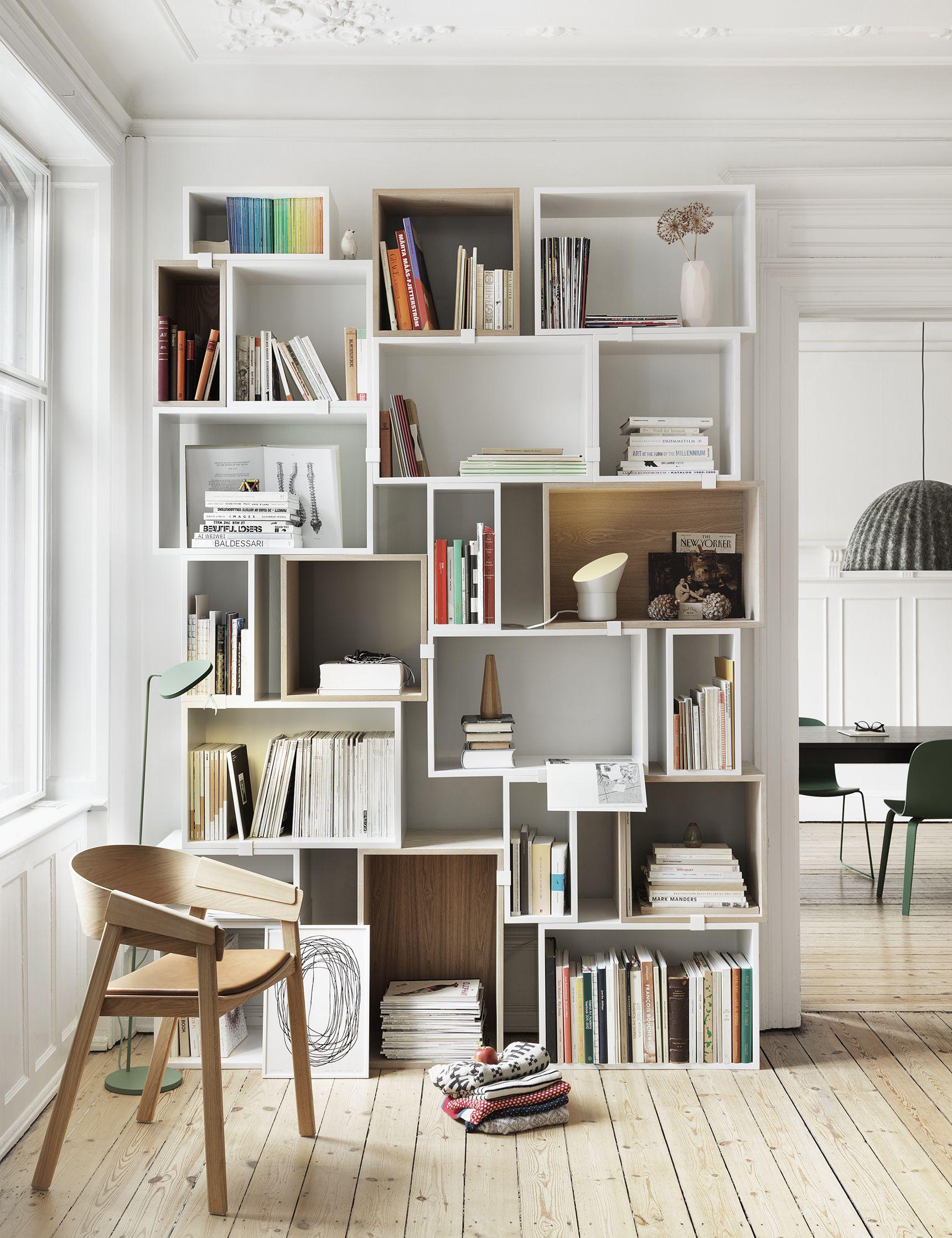 Merveilleux The Best DIY Projects U0026 DIY Ideas And Tutorials: Sewing, Paper Craft, DIY.  Best DIY Furniture U0026 Shelf Ideas 2017 / 2018 Muuto Stacked Shelf Wishlist   Read ...