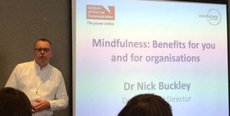 IoIC Live '16: 'Mindfulness' takeaway | Industry News