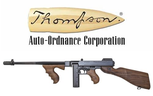 Thompson T1-14 Semi-Auto Carbine