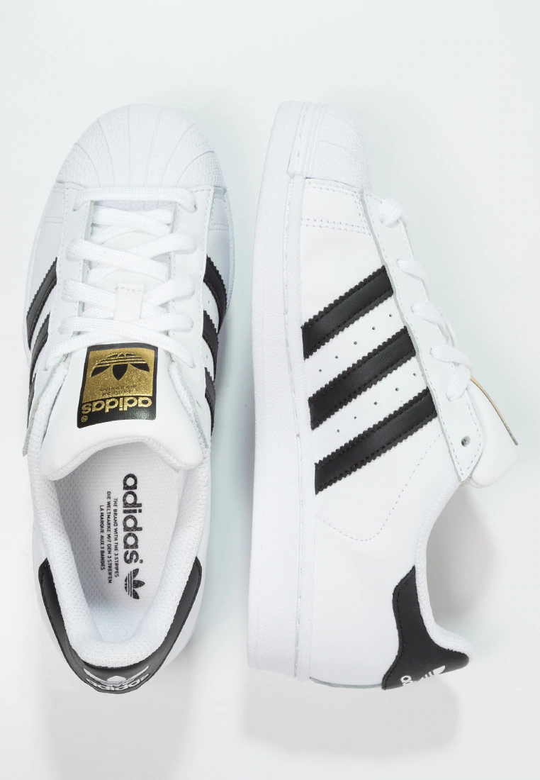 SUPERSTAR - Zapatillas - white/core black @ Zalando.es ...