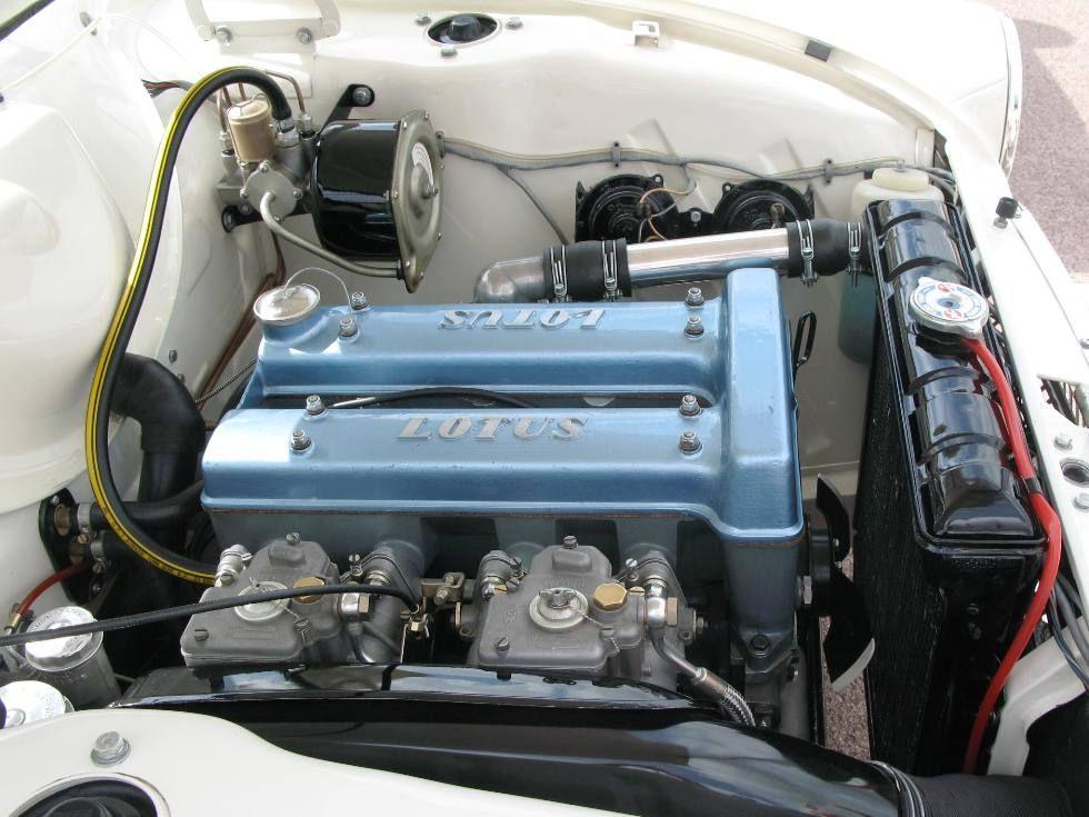 10 6 Pre Aeroflow Std 1 Lotus Ford Twin Cam Classic