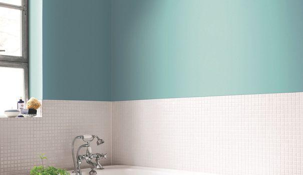 Peinture salle de bains  couleur à éviter