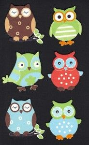 i want to learn to paint owls!