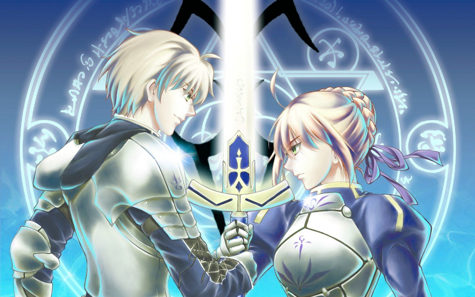 Fate Stay Night Saber Wallpapers Group × Fate Stay Night   Fate ...