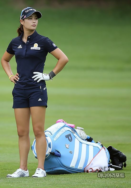 lpga  klpga  let  jlpga golf fashion - on-course