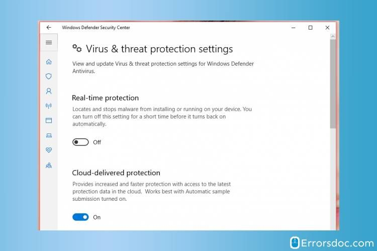 How To Disable Windows Defender Windows 10 Windows Defender Defender Windows 10