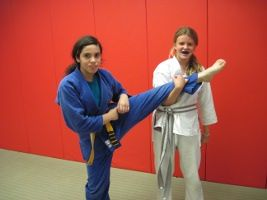 Karate for kids is a great physical activity.
