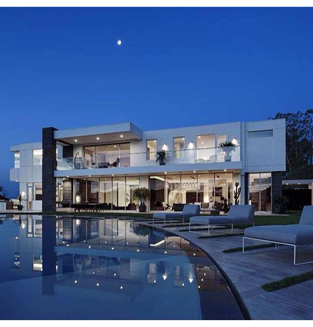 Dream Homes Los Angeles: Pin By Mandi Stander On HomeArchitecture