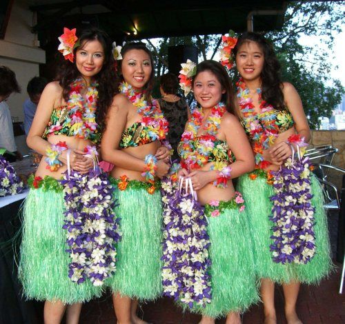 Traditional Hawaiian Dress