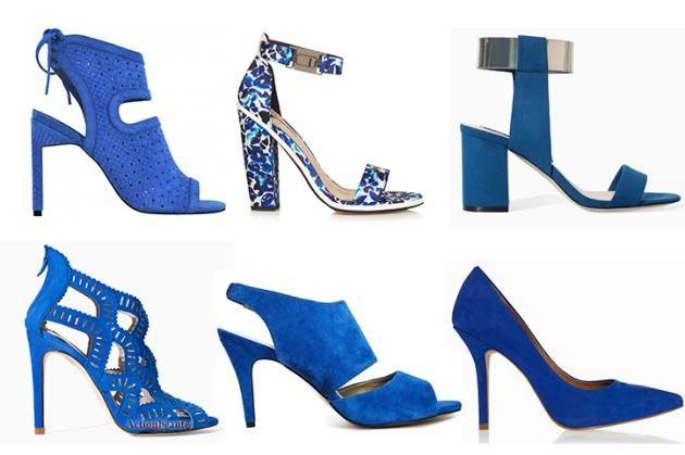 7d661e29c29a1 Tendance chaussures bleues