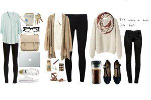 college outfit ideas ft