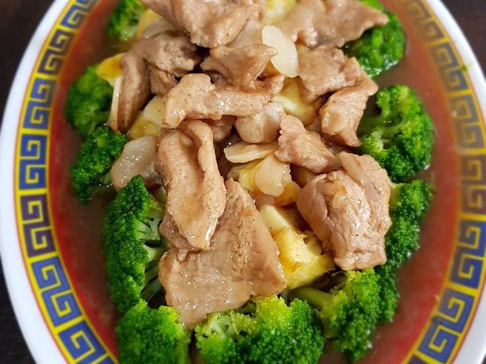 Resep Brokoli Cah Daging Babi Saus Tiram Oleh Atin Ventola Resep Daging Babi Saus Tiram Brokoli