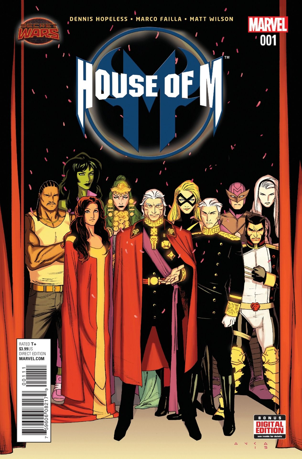 marvel comics 8/19/15