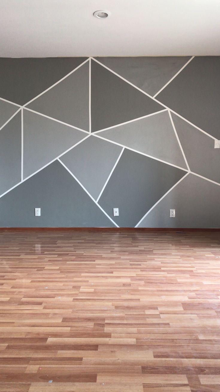 Diy Evan 39 S Room Diy Evans Room Evans Diy Wandgestaltung Wandgestaltung Design Wandgestaltung Ideen