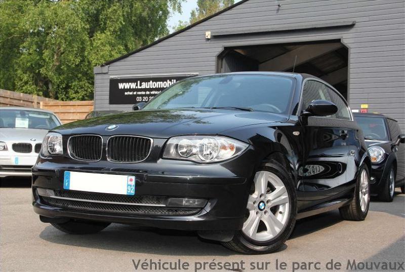BMW SERIE 1 (E81) 118D LUXE 143 3P