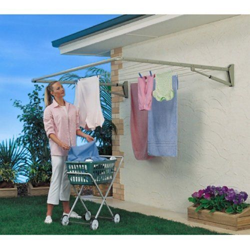 Outside Clothes Line Outdoor Clothes Lines Drying Rack