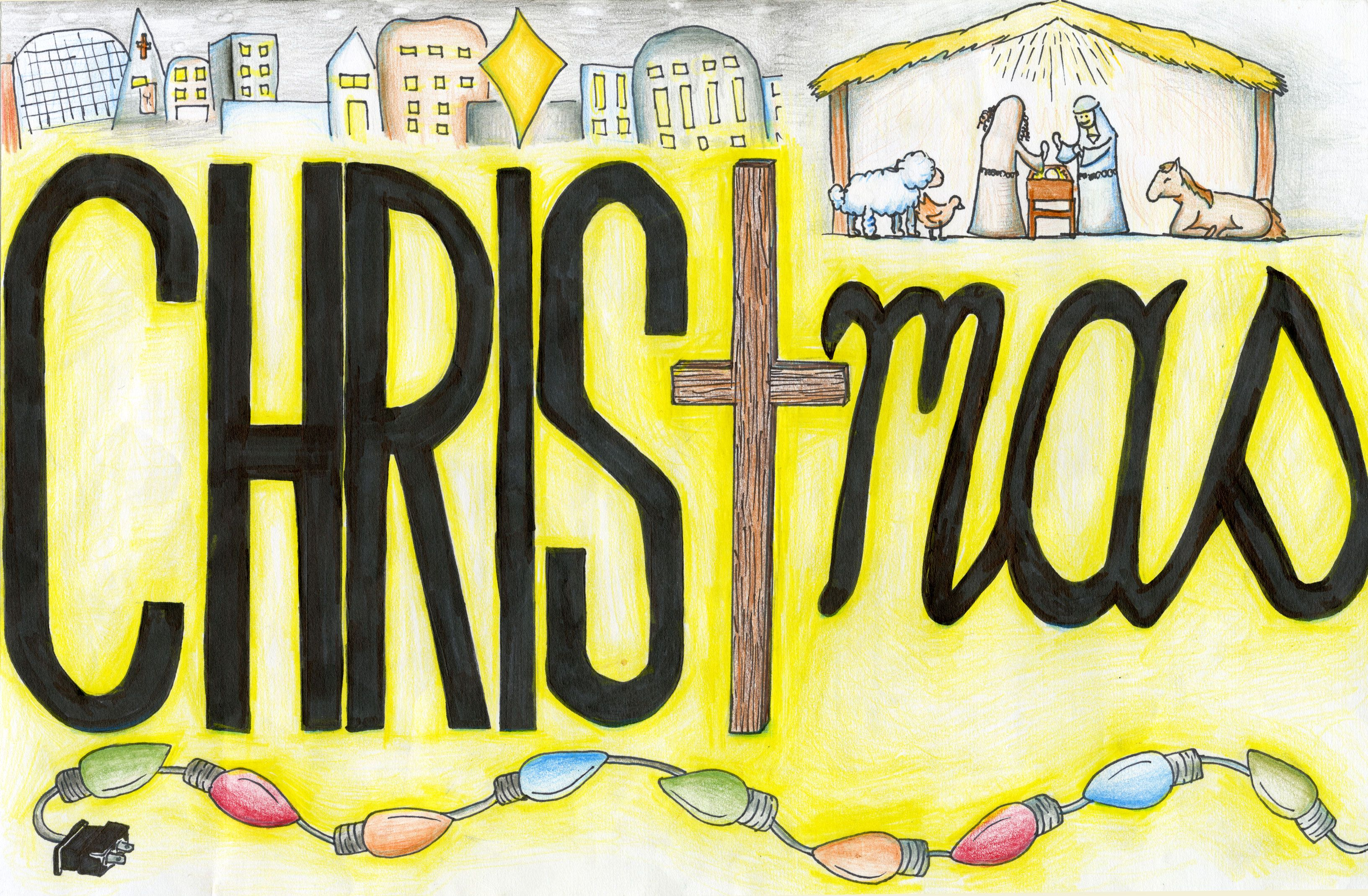 Keep Christ In Christmas Poster Ideas – Merry Christmas And Happy ...