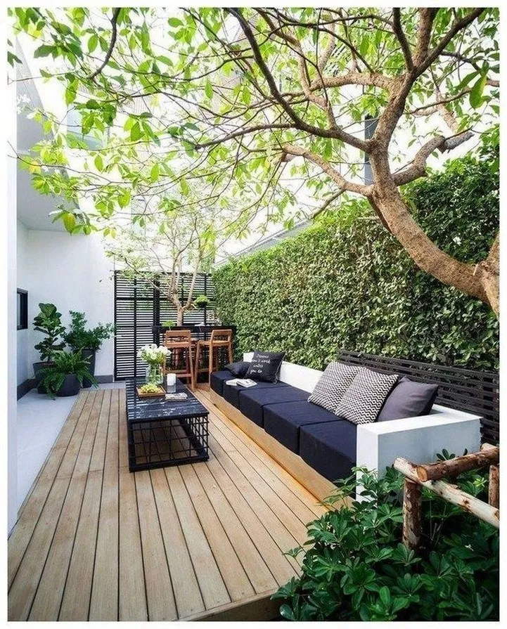 45 small garden design ideas this years 4 ~ Design And Decoration #smallgardendesign