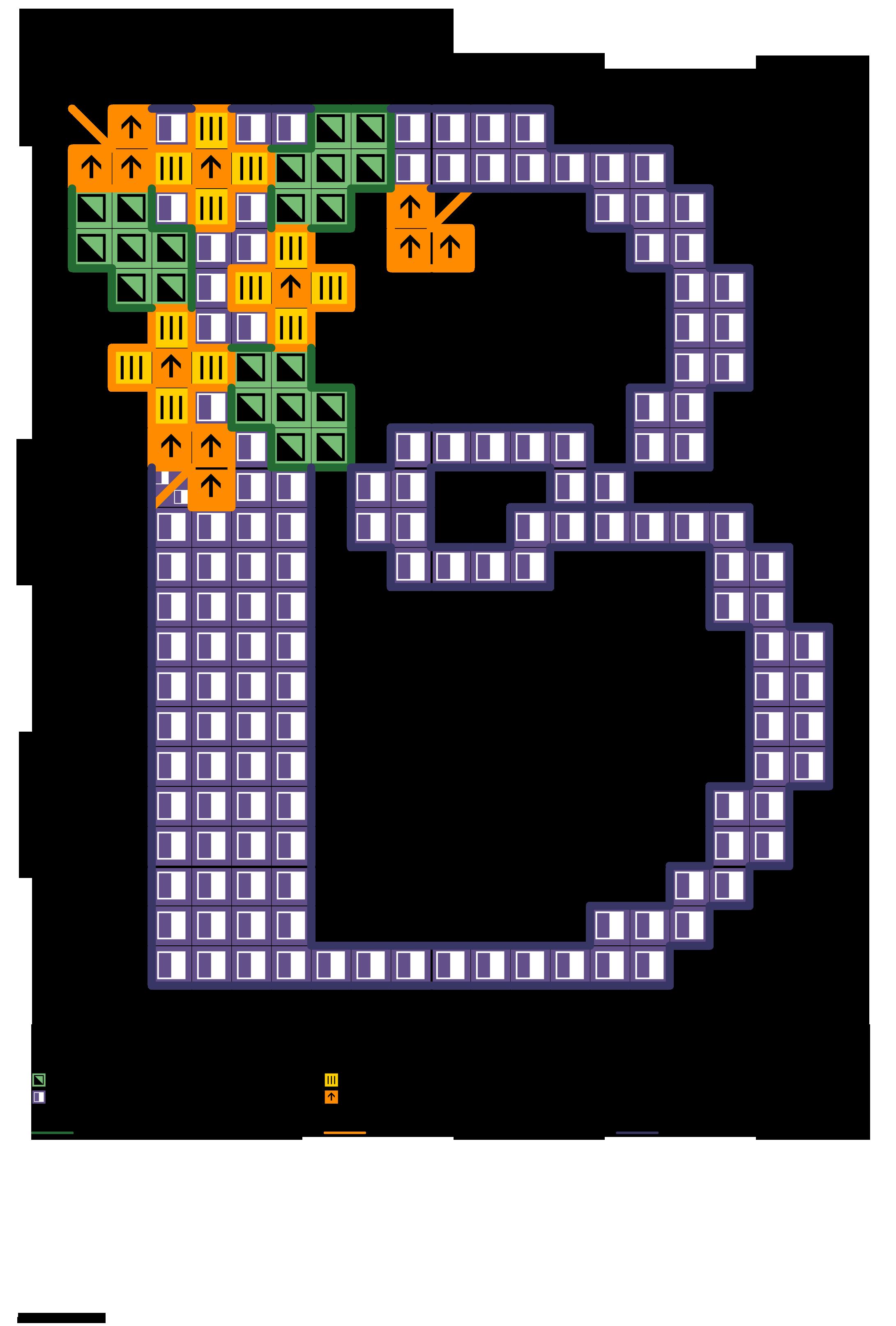 alfabeto colori chiari fiorellini: B