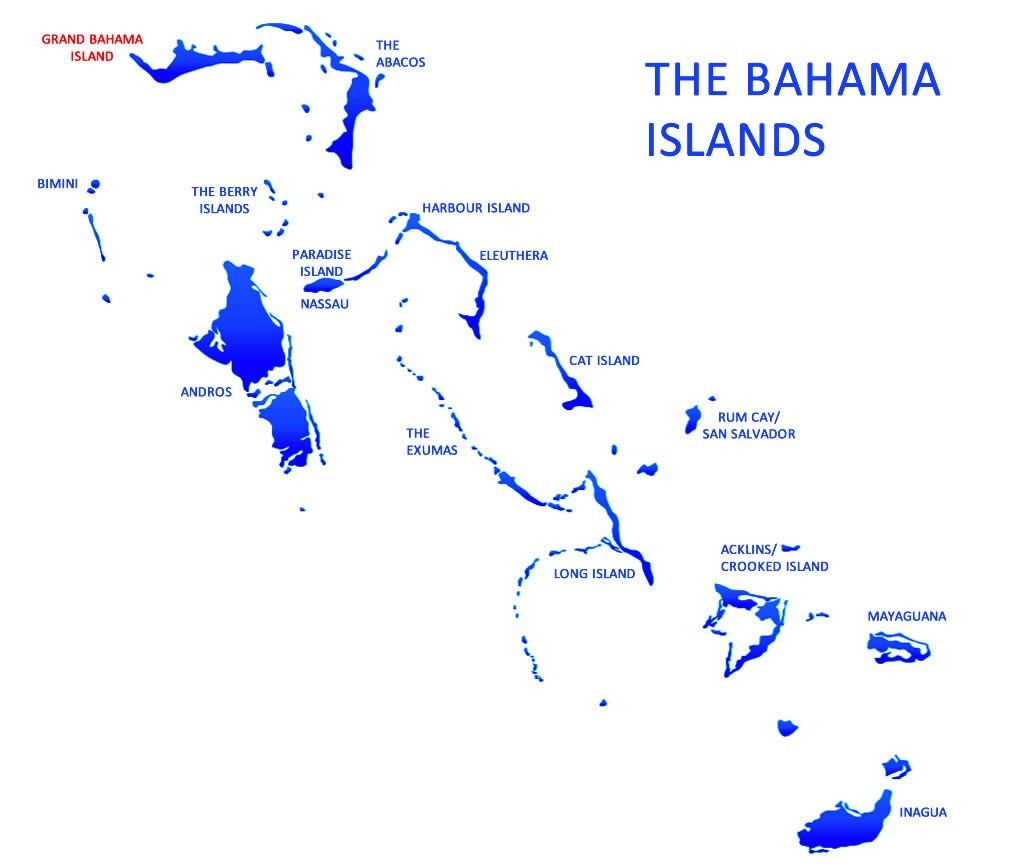 Image result for bahamas island map My Tattoo Pinterest