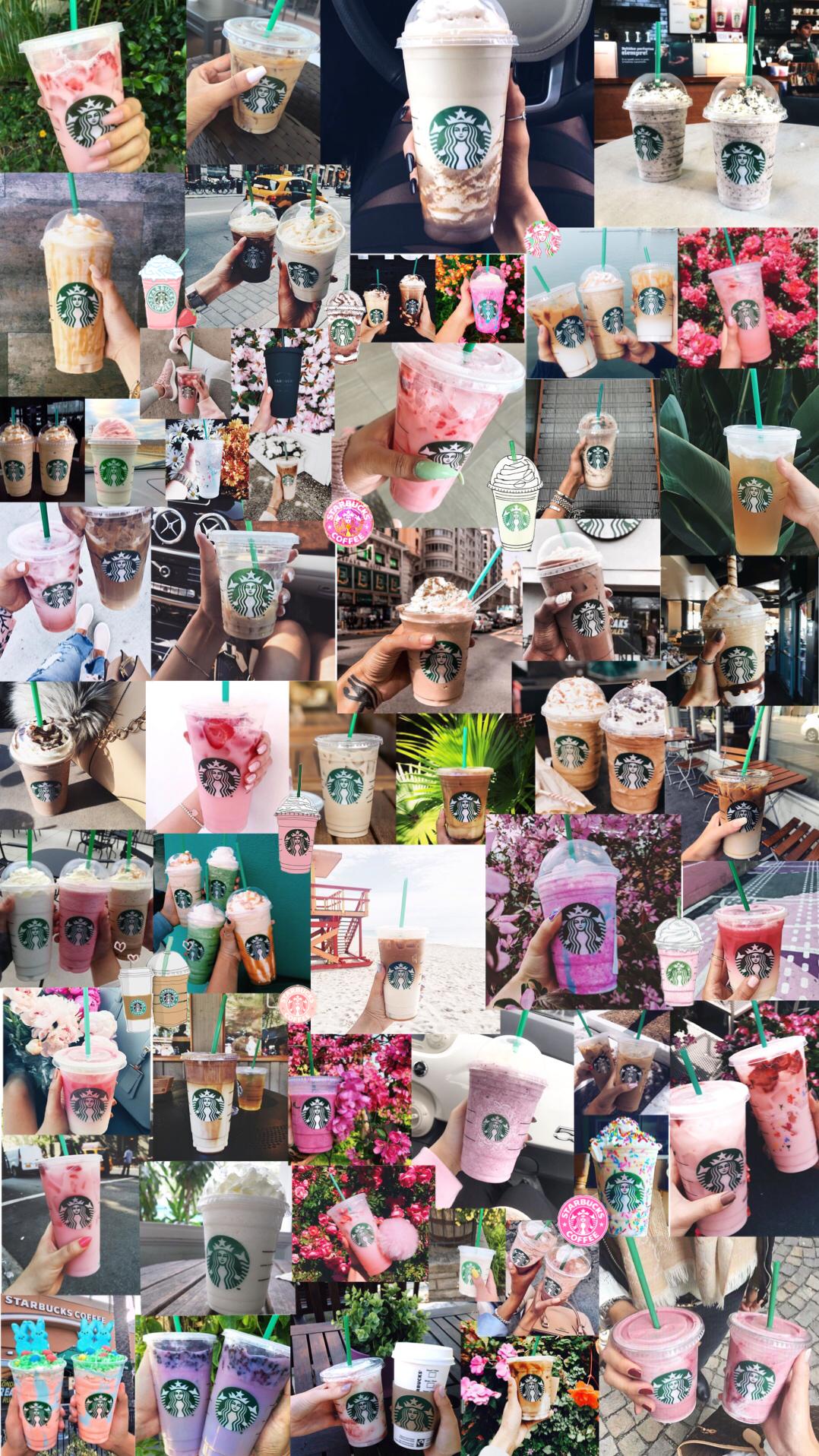 starbucks aesthetic background | Starbucks background ...