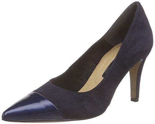 Tamaris 1-1-22410-20001 Black, Schuhe, Absatzschuhe, Pumps, Schwarz, Female, 36