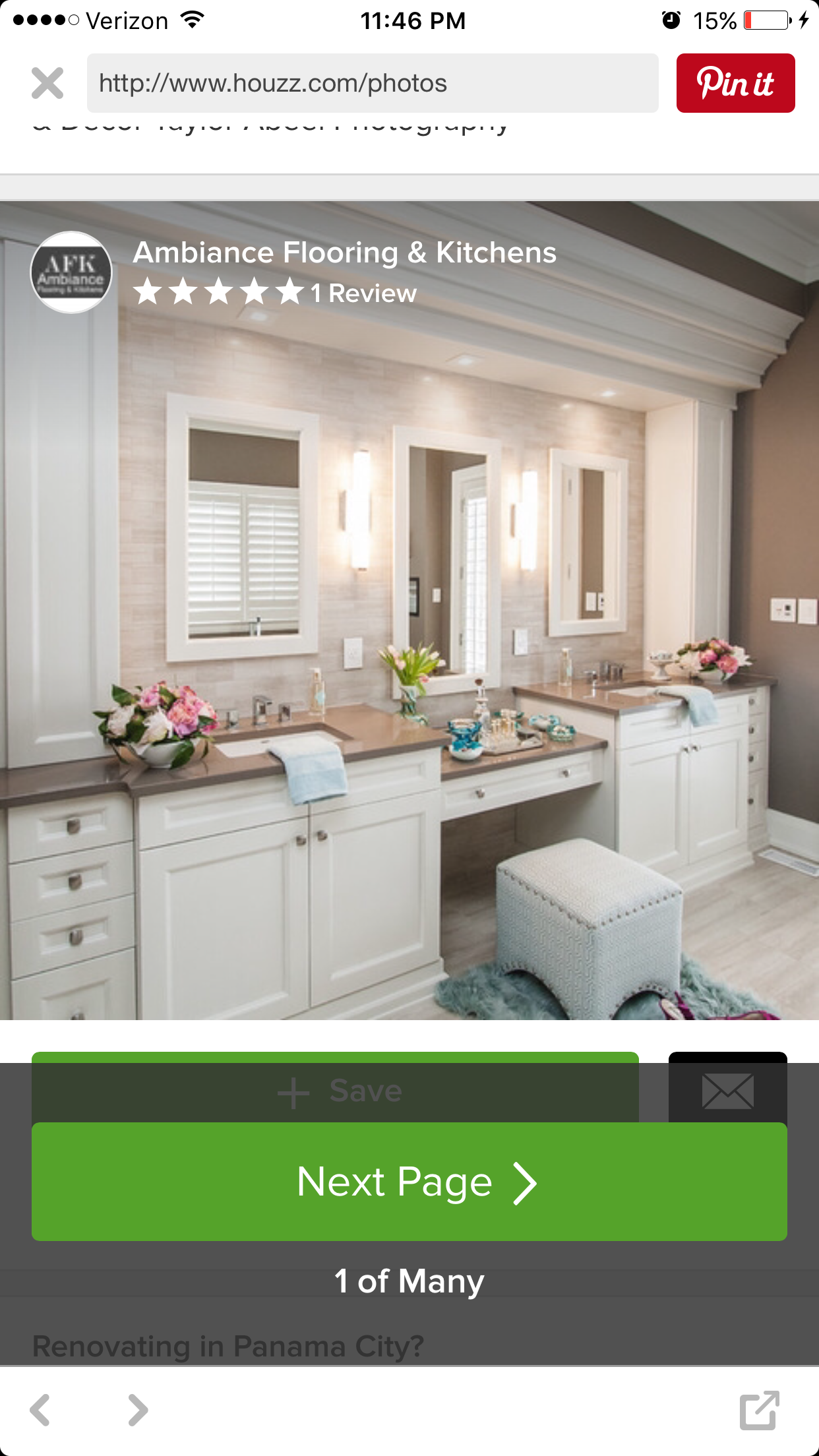 Master bedroom bathroom  Pin by Theresa Rose on Master bathroom  Pinterest  Master bathrooms