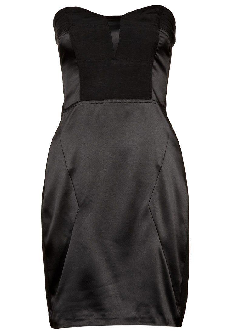 Pin by Lisa on Abiballkleider  Black dress, Fashion, Black