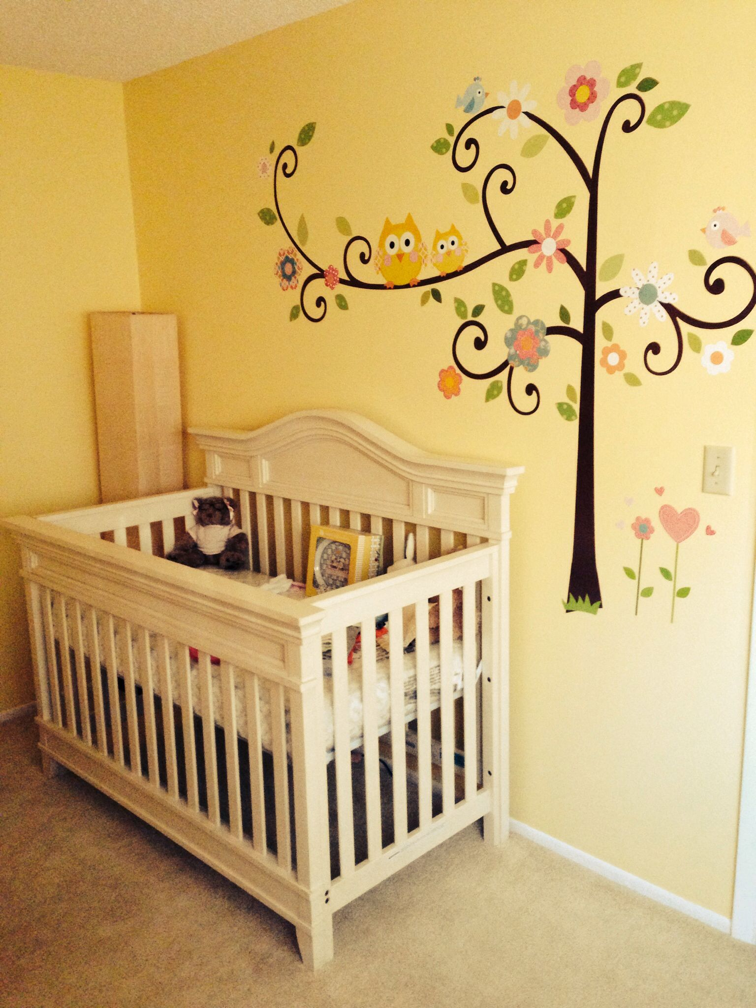 Dena Happi Tree wall art - Baby Girl Nursery | Isabella | Pinterest ...