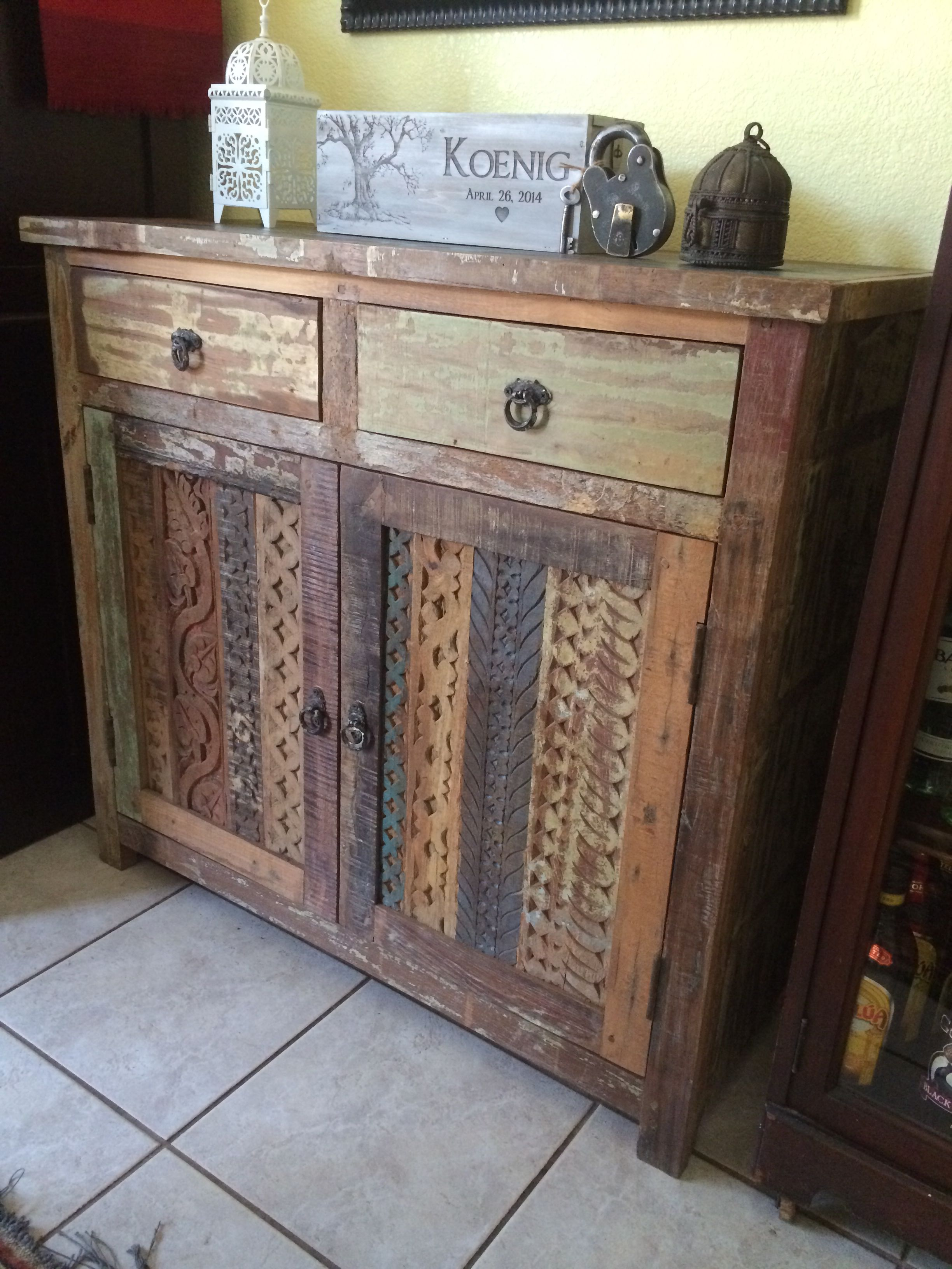 Go green with our new reclaimed teak western decor furniture available - Www Jodhpurtrends Com Indian Reclaimed Boat Wood Teak Furniture