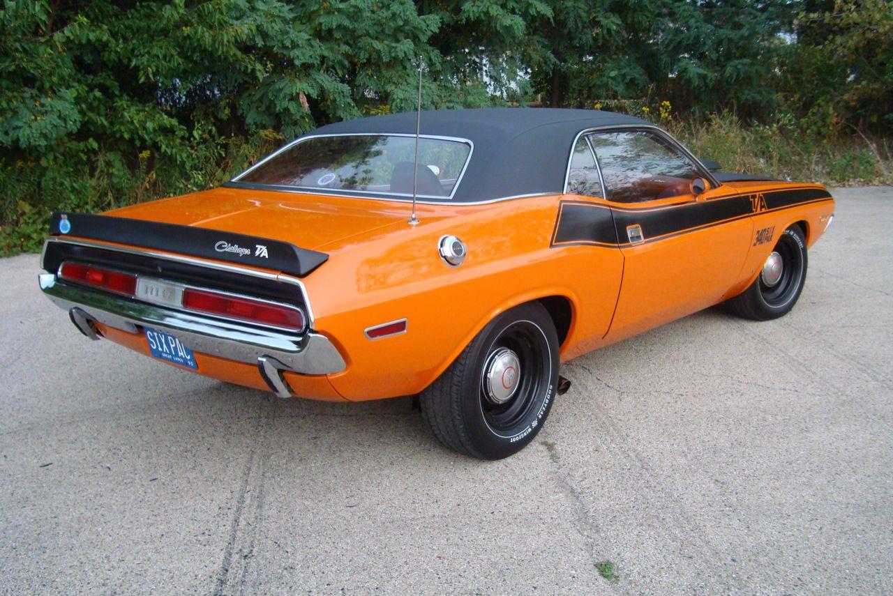 1970 Dodge Challenger 1970 Challenger Ta Mr Norms Vitamin C 003