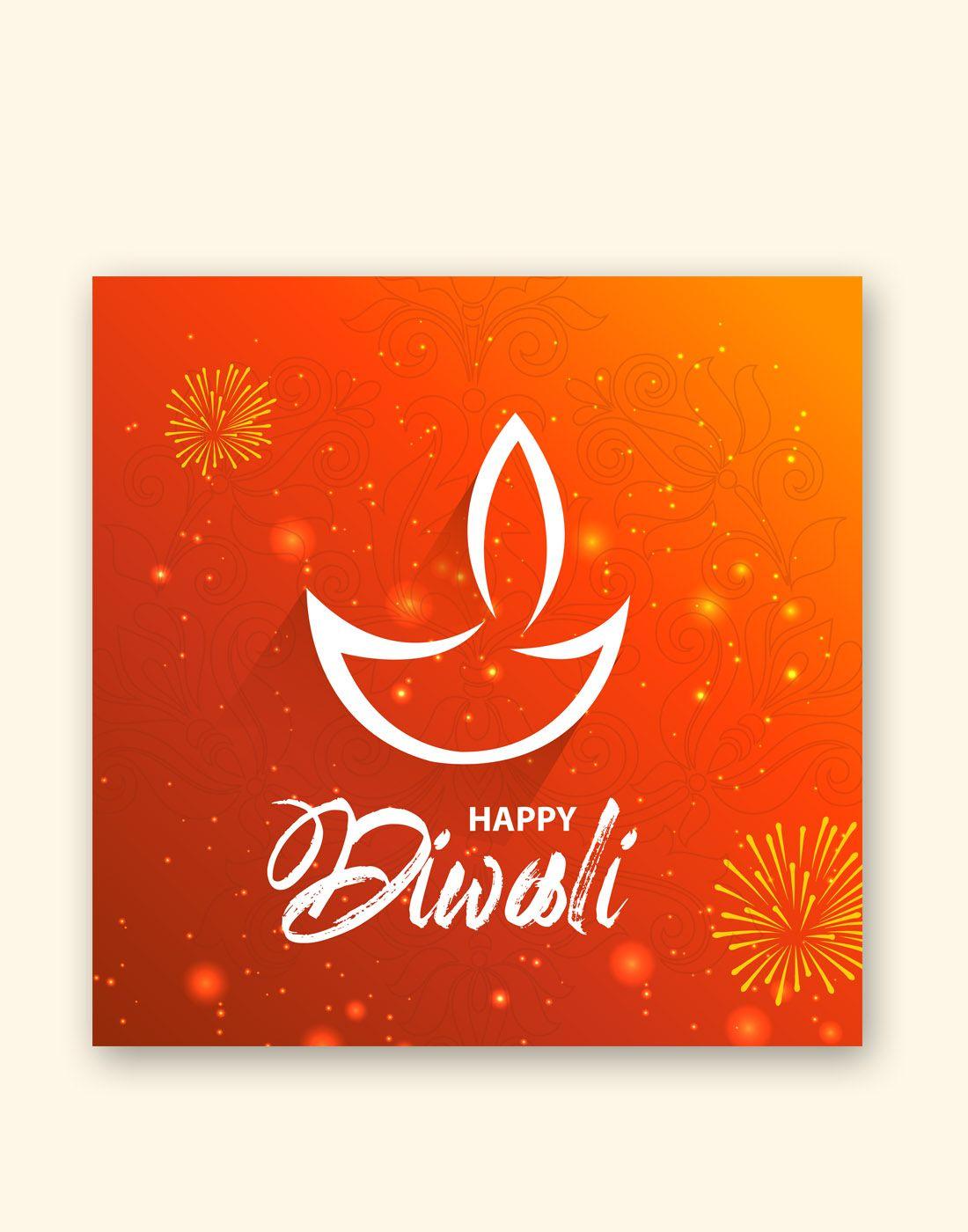 Diwali Modern Vector Templates Diwali