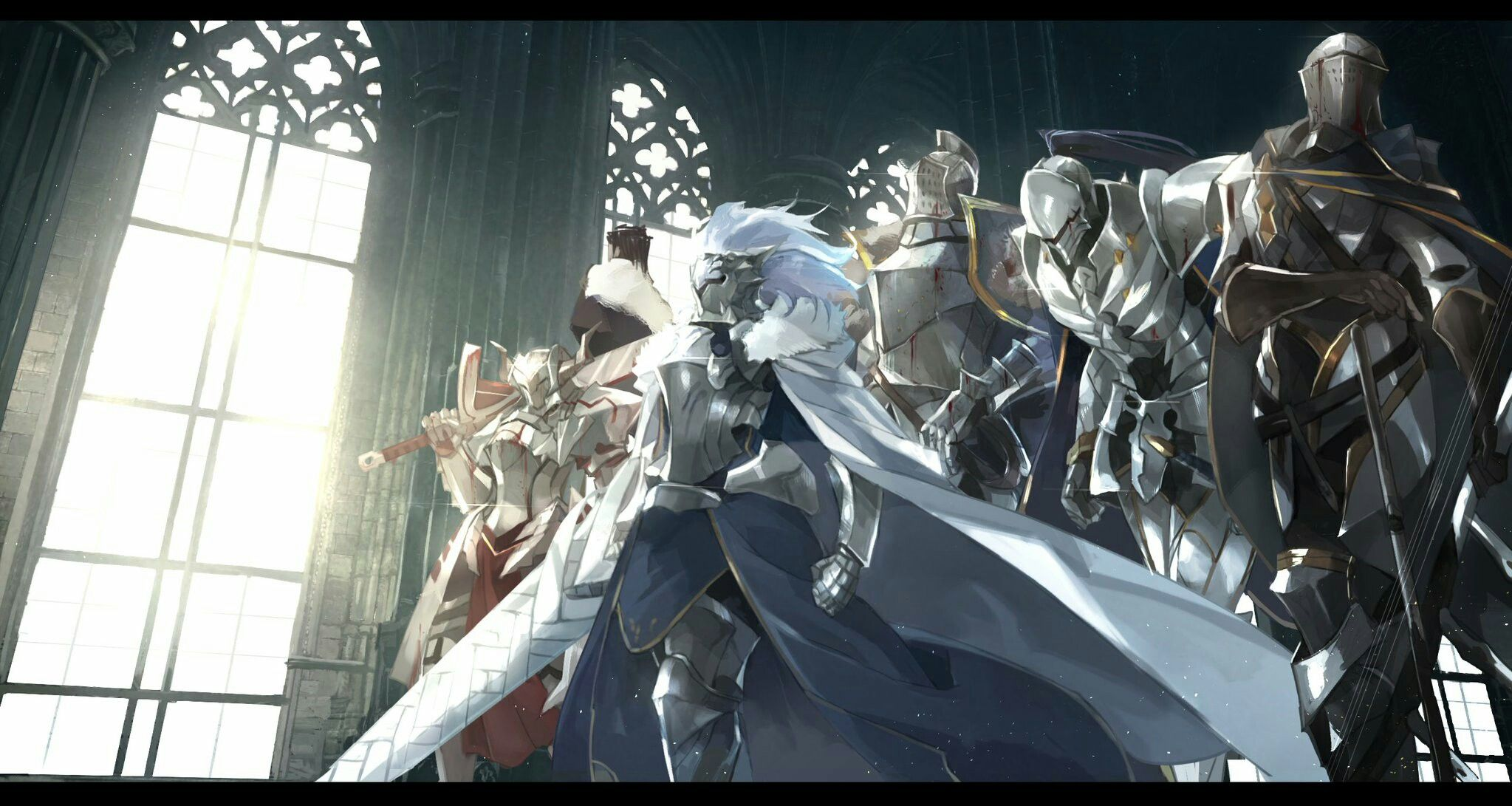 Table Round Knights Fate Order Grand